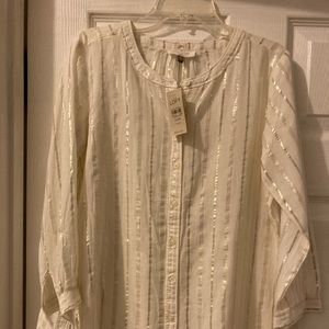 NWT The Softened Shirt